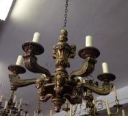 18th c Italian chandeliers